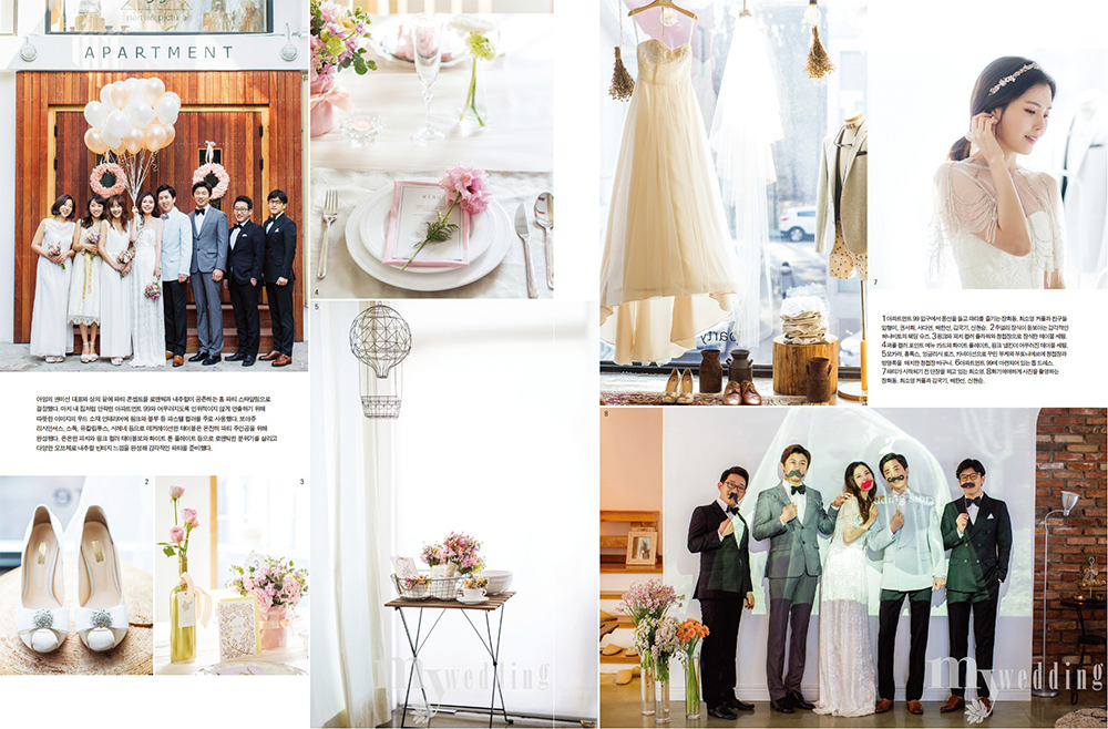 MYWEDDING LOOKBOOK
